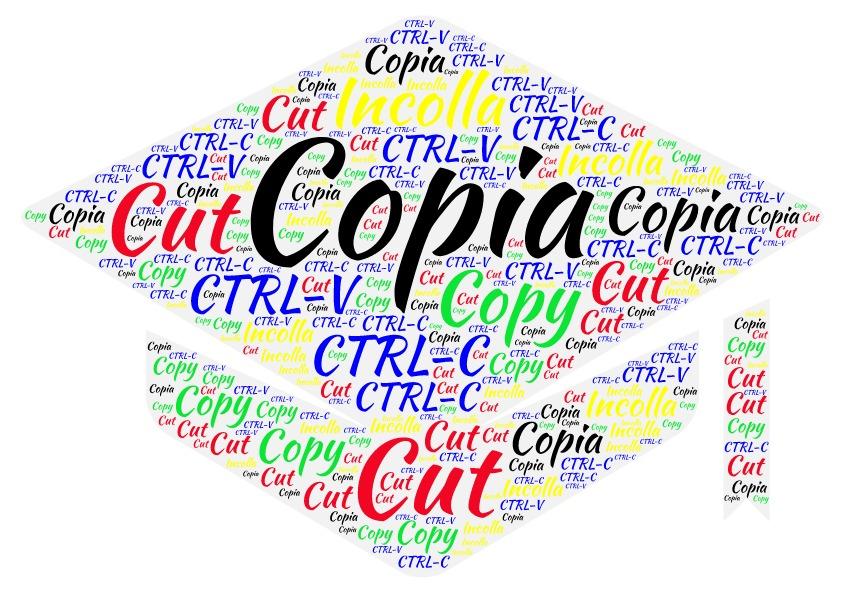 Il copia-incolla: una mentalità da combattere
