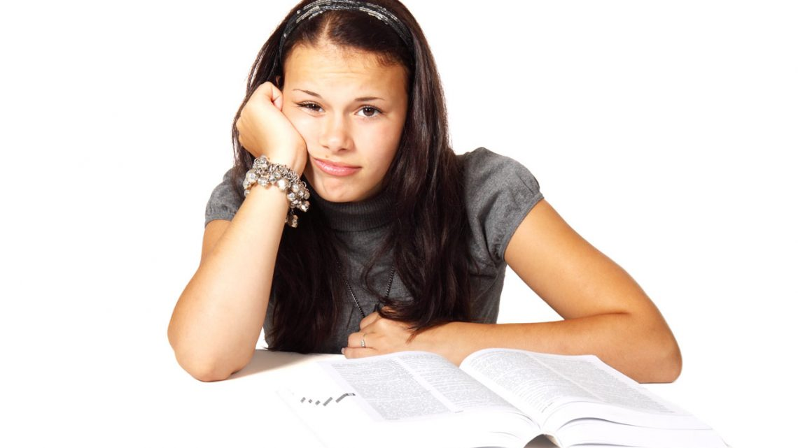 Studiare stanca