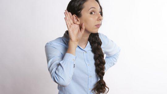 La competenza dell'ascolto